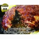 【生産者厳選】あさの豚ハンバーグ8個(1,040g)、ソース2本(クローバーステーキハウス製造)
