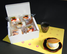 【ふるさと納税】No.060どら焼きアイス5個詰め合わせセット