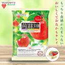 【ふるさと納税】マンナンライフ 蒟蒻畑 りんご味 1ケース(25g×12個×12袋) F20E-538
