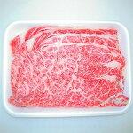 【ふるさと納税】上州牛肩ローススライス薄切り1kg(500g×2)【1085170】