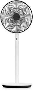 【ふるさと納税】バルミューダ TheGreenFan DCモータ扇風機(ホワイト×ブラック)