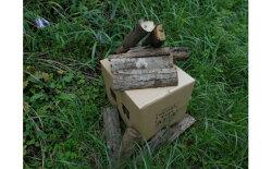 【ふるさと納税】無有の薪(むうのまき)〜広葉樹ミックス〜 画像1