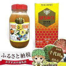 【ふるさと納税】No.042千代田町の蜂蜜