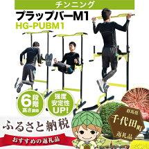 【ふるさと納税】No.067チンニング&ディップススタンドプラップバーM1HG-PUBM1