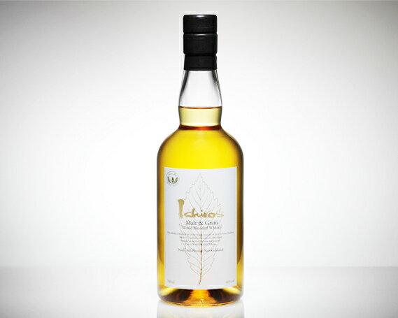 イチローズモルト&グレーン ホワイトラベル / 国産洋酒ウイスキー