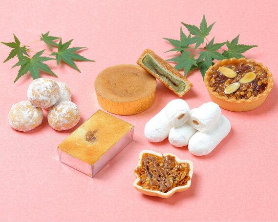 洋菓子, 各種洋菓子セット No.112