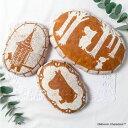 【ふるさと納税】MOOMIN ライ麦入りフランスパン 3柄セ...