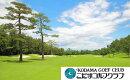 【ふるさと納税】こだまゴルフクラブ平日ゴルフプレー券1枚【11211-0011】
