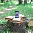 【ふるさと納税】木製スマートフォンスタンド・スピーカー【三富平地林間伐材使用】