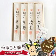 【ふるさと納税】No.001手造りの味おめん(冷麦・そうめん)