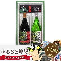 【ふるさと納税】No.010清酒仕込み梅酒飲み比べ詰合せ(M-1)