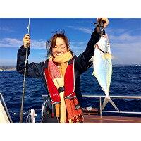 【ふるさと納税】半日乗合船・釣り体験【1065624】