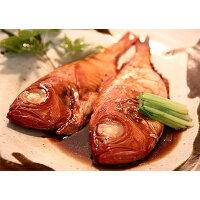 【ふるさと納税】勝浦産地キンメ煮付け約500g×2尾合計約1kg【1123423】