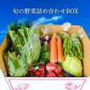 【ふるさと納税】農家のこだわり 旬の野菜詰め合わせBOX 国...