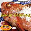 【ふるさと納税】◇温めるだけ!【房総名物】金目鯛の姿煮500...