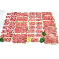 5651-0176【ふるさと納税】里見和豚良い肉(4,129g)