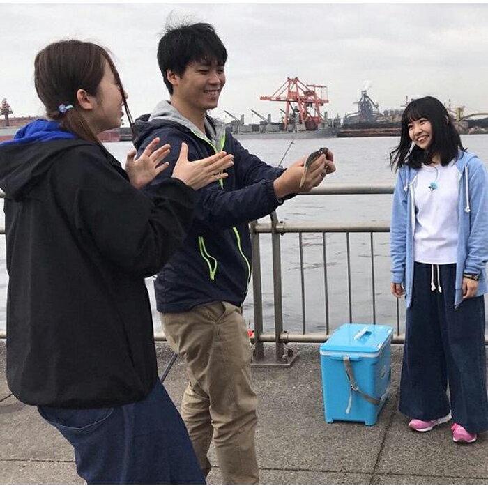 【ふるさと納税】東扇島西公園 手ぶらで釣り体験!