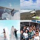 【ふるさと納税】日本一を目指すサーフィンスクール【初心者向け】 【体験チケット】