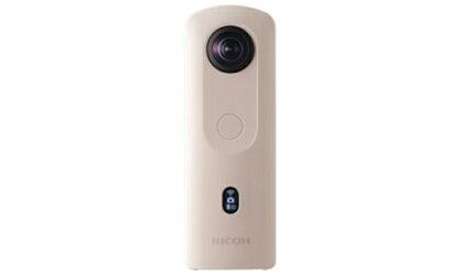 リコー 360度 カメラ THETA SC2 ベージュ【 神奈川県 海老名市 】