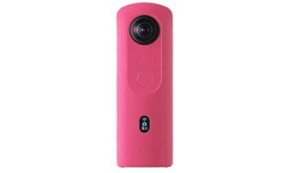 リコー 360度 カメラ THETA SC2 ピンク【 神奈川県 海老名市 】