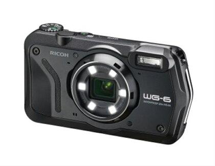デジタルカメラ WG-6 ブラック【 神奈川県 海老名市 】