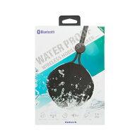 【ふるさと納税】ワイヤレスステレオモード対応 Bluetooth 防水ワイヤレス スピーカー ブラック OWL-BTSP01Sシリーズ WP01 【 家電 神奈川県 海老名市 】