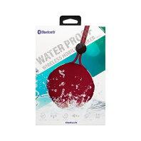 【ふるさと納税】ワイヤレスステレオモード対応 Bluetooth 防水ワイヤレス スピーカー レッド OWL-BTSP01Sシリーズ WP01 【 家電 神奈川県 海老名市 】