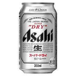 【ふるさと納税】ビール アサヒ スーパードライ Superdry 350ml 24本 2ケース 【 ギフト 内祝い お歳暮 asahi 神奈川県 南足柄市 】・・・ 画像1