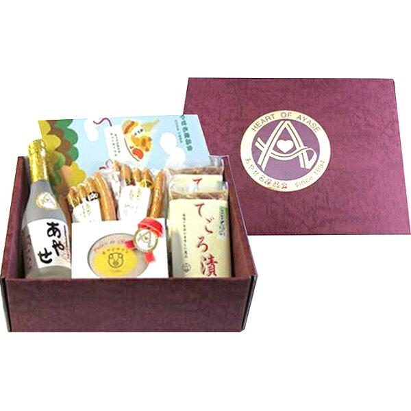 ふるさと納税 あやせ名産品ギフトボックス30 お肉・お菓子・スイーツ・日本酒