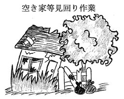 【ふるさと納税】No.035 空き家等見回り作業 / 代行サービス 管理 点検 神奈川県