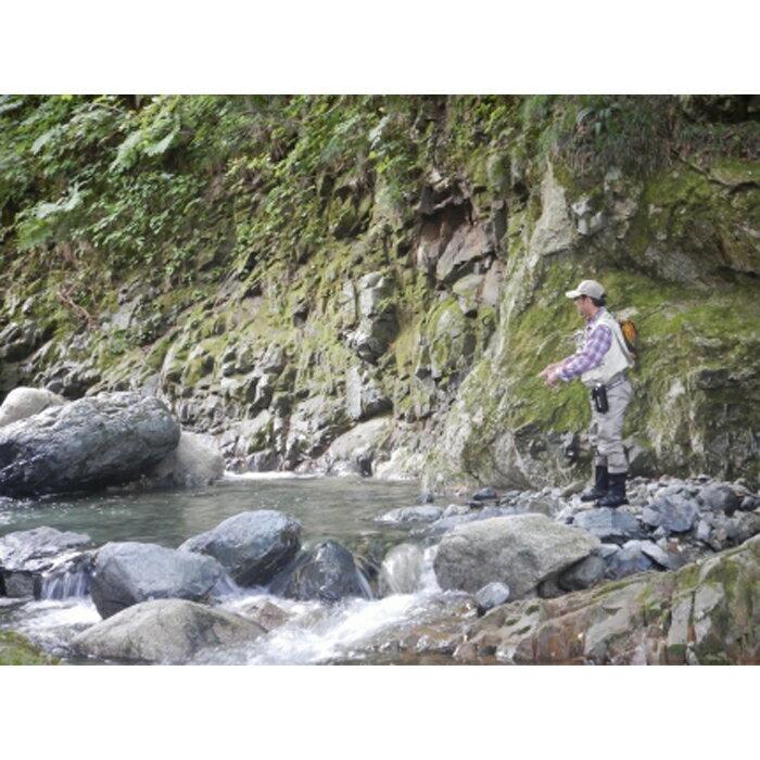 【ふるさと納税】【共通遊漁券】県内共通遊漁承認証 対象魚類:イワナ、ヤマメ等