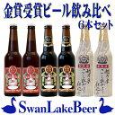 【ふるさと納税】スワンレイクビール 金賞セット【のし対応可】...