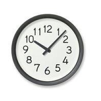 【ふるさと納税】Day To Day Clock / ブラック (PIL19-16 BK)Lemnos レムノス 時計 【工芸品・装飾品・民芸品・伝統技術・インテリア・時計・掛け時計】 お届け:※申込状況によりお届け迄1?2ヶ月程度かかる場合があります。