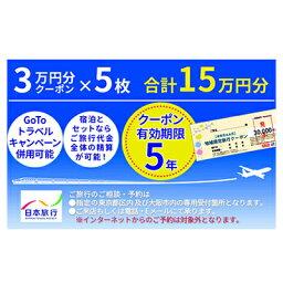 【ふるさと納税】日本旅行 地域限定旅行クーポン【150,000円分】 【旅行・チケット・旅行・宿泊券】