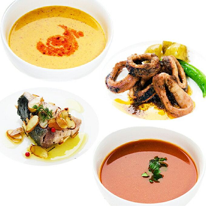 洋風惣菜, スープ