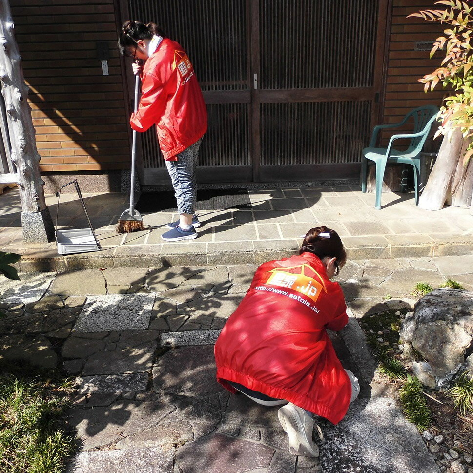【ふるさと納税】空家管理士による『空き家管理お試しセット』Bコース:石川県七尾市