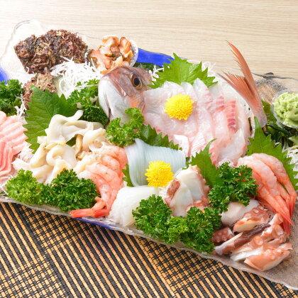 能登の朝どれ「いきいき七尾魚」お刺身詰め合わせ