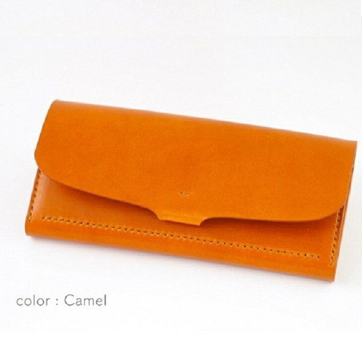 【ふるさと納税】長財布 本革 ハンドメイド 財布