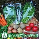 【ふるさと納税】010001. 季節の有機野菜詰合せ Aセット