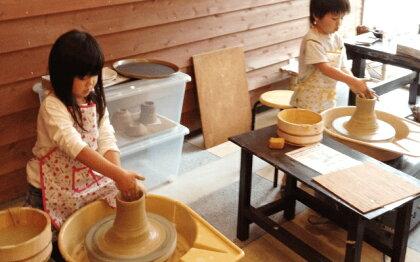 九谷焼陶芸体験 ろくろ体験コースチケット