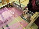 【ふるさと納税】伝統工芸品 「能登上布」機織体験&小物セット&2枚のれん【1日】■