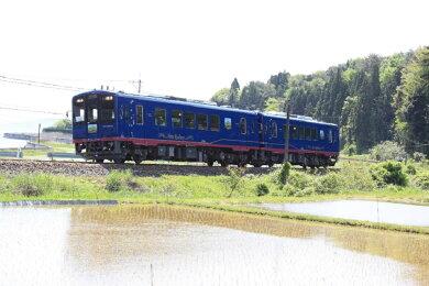 のと鉄道スイーツ観光列車の旅01