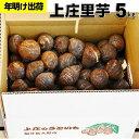 【ふるさと納税】上庄さといも5kg 日本一の味をめざす特別栽...