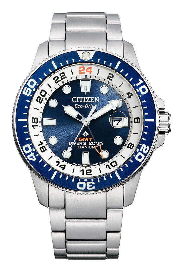 腕時計, メンズ腕時計  GMT CITIZEN BJ7111-86L
