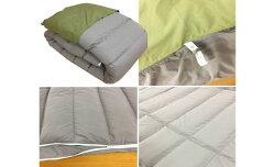 【ふるさと納税】ふとん型寝袋 Re-Sleep(Sサイズ120cm×210cm) 画像2