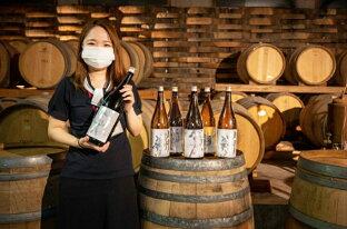 【ふるさと納税】山梨ワイン 甲州ワイン一升瓶 6本セットの画像