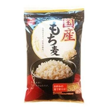 【ふるさと納税】【13031】国産もち麦 800g×6袋 洗ったお米に加えて炊き込むだけ。本品は水洗い不要です。