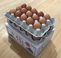 """【ふるさと納税】富士山の麓で育った産地直送""""忍野の卵""""30個入り"""