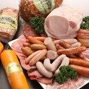 【ふるさと納税】【富士山麓からの贈り物】山中湖ハムの至粋セット7種盛 ドイツ国際食肉加工コンテストで...