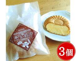 【ふるさと納税】No.009アイスクリーム(もろこし最中)3個